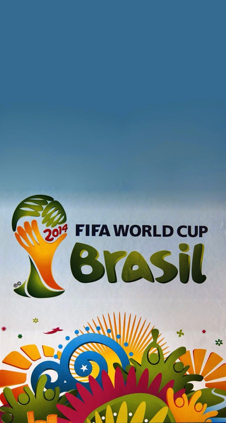 The #Fifa #2014 #World #Cup in #Brazil is approaching! Get it for your #iPhoneWallpaper!  Find out more sport galleries at http://iphone5retinawallpaper.com/gallery.php?cat=Sport