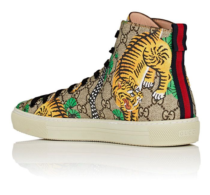Gucci Major High-Top Sneakers  29aa7e353c0