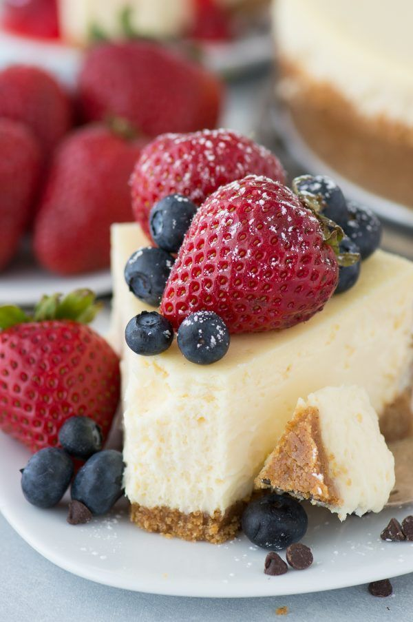 A perfect classic cheesecake recipe with a graham cracker crust! If you like cheesecake, this is the best homemade classic cheesecake! #homemadegrahamcrackercrust A perfect classic cheesecake recipe with a graham cracker crust! If you like cheesecake, this is the best homemade classic cheesecake! #homemadegrahamcrackercrust A perfect classic cheesecake recipe with a graham cracker crust! If you like cheesecake, this is the best homemade classic cheesecake! #homemadegrahamcrackercrust A perfect c #homemadegrahamcrackercrust