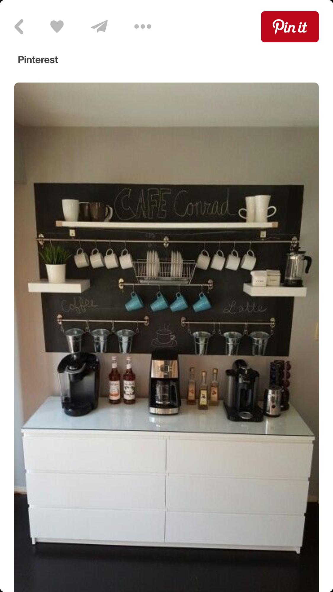 Coffee Station Ideas You Need To See Coffee Bar Ideas Coffeebar  # Bienes Muebles Rae