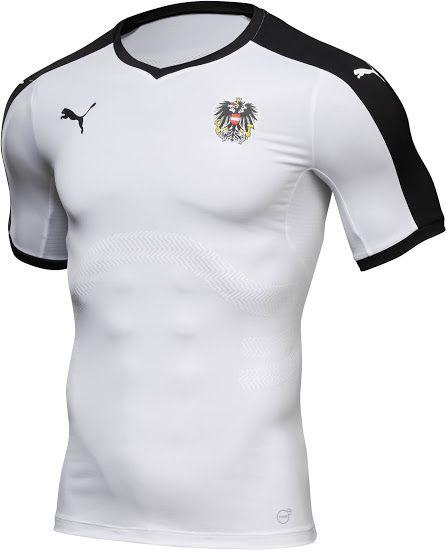 31d4eda7893 Euro Cup the definitive Football kits list. #football #kit #euro #austria  #away