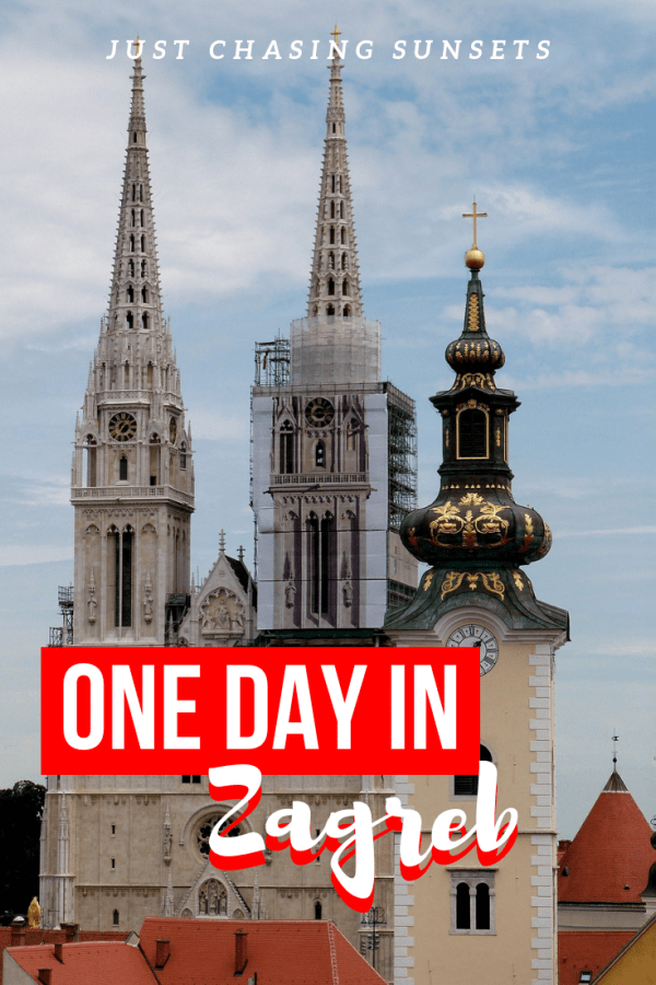 See It All With One Day In Zagreb Croatia Zagreb Travel For A Year Ferry Building San Francisco