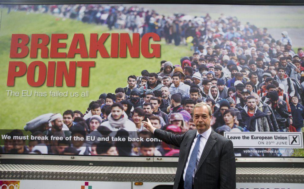 Brexit, profughi, guerre, armi e omicidio di Jo Cox. Alcuni elementi di un circuito perverso