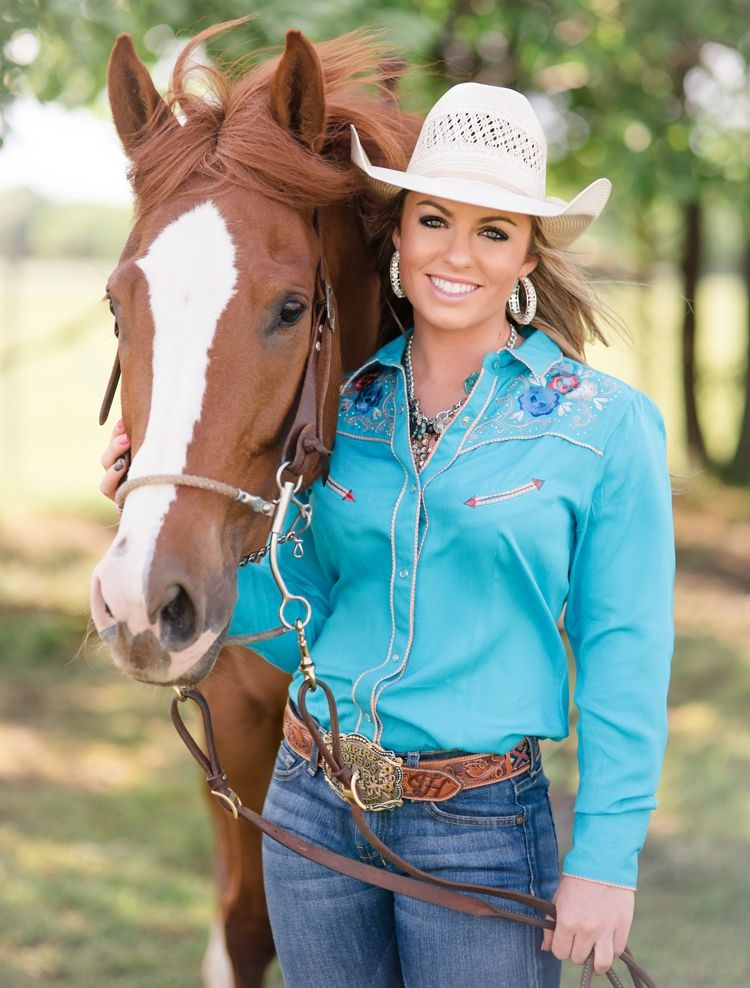 Jessica Holmberg Owner Of Empire Performance Horses And