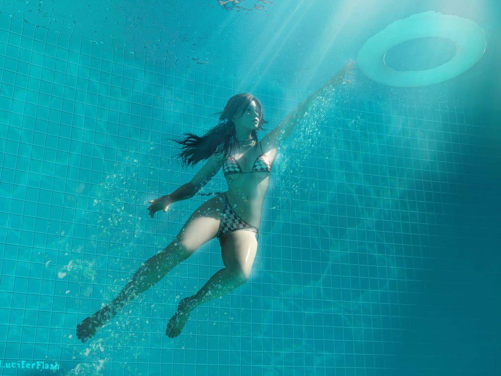 Underwater by luciferFlash on DeviantArt
