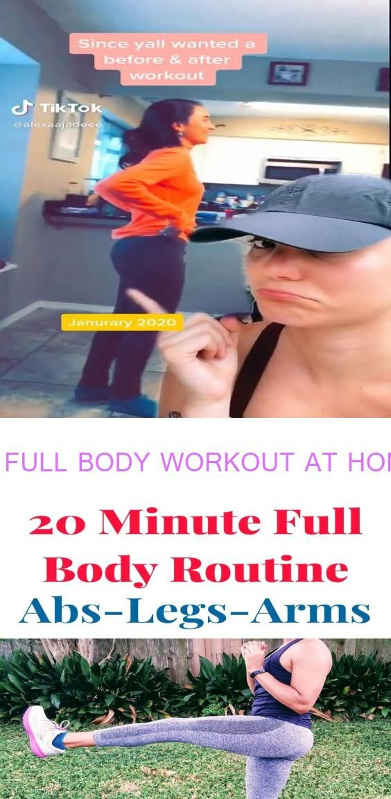 FULL BODY WORKOUT AT HOME FOR BEGINNERS FAT BURNING Full Body Beginner Strength Training