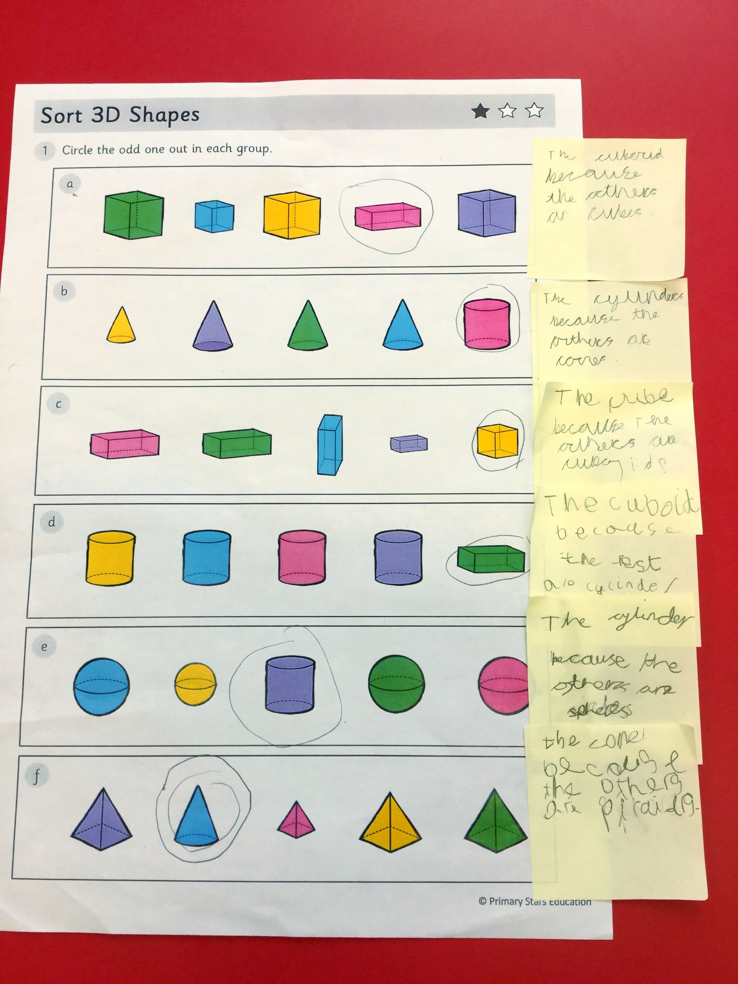 3d Shapes Odd One Out Geometry Mastery Maths Singapore Maths Mastery Maths Singapore Math Math [ 3264 x 2448 Pixel ]