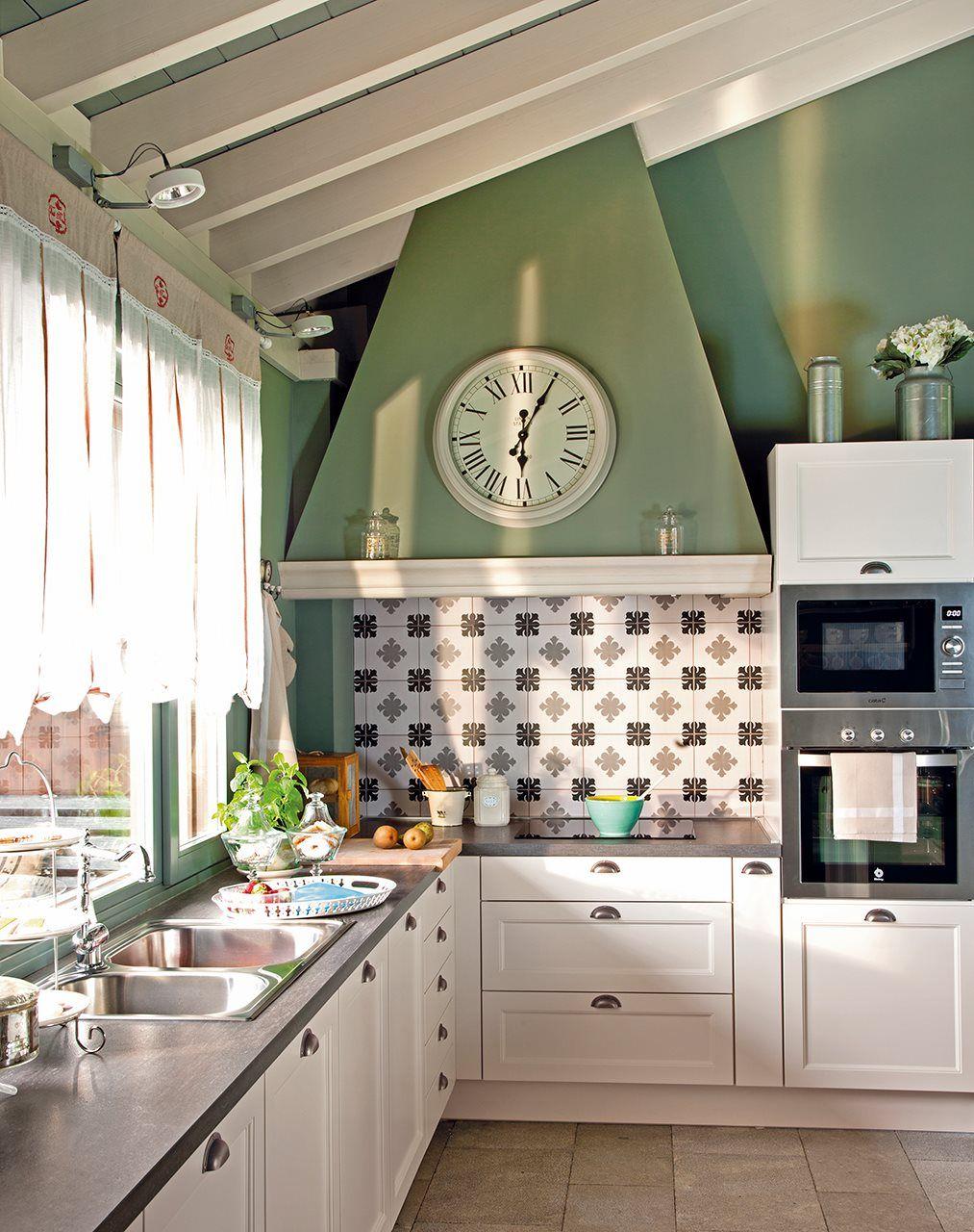 Bien equipada | Kitchen - Cocinas | Pinterest