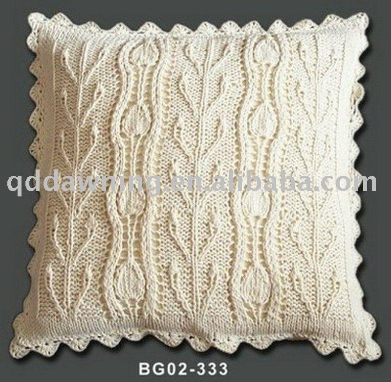 Cojin dos agujas | вязание и рукоделие | Pinterest | Dos agujas ...