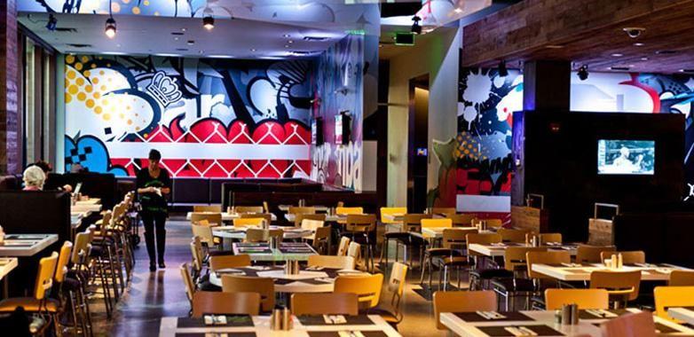 Munch BarLas Vegas Dining, American Style, in Caesars