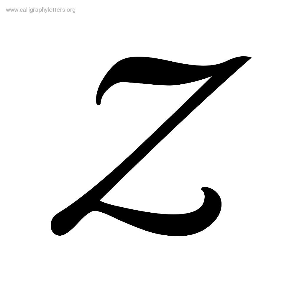 Playball Baseball A-Z Calligraphy Lettering Styles To