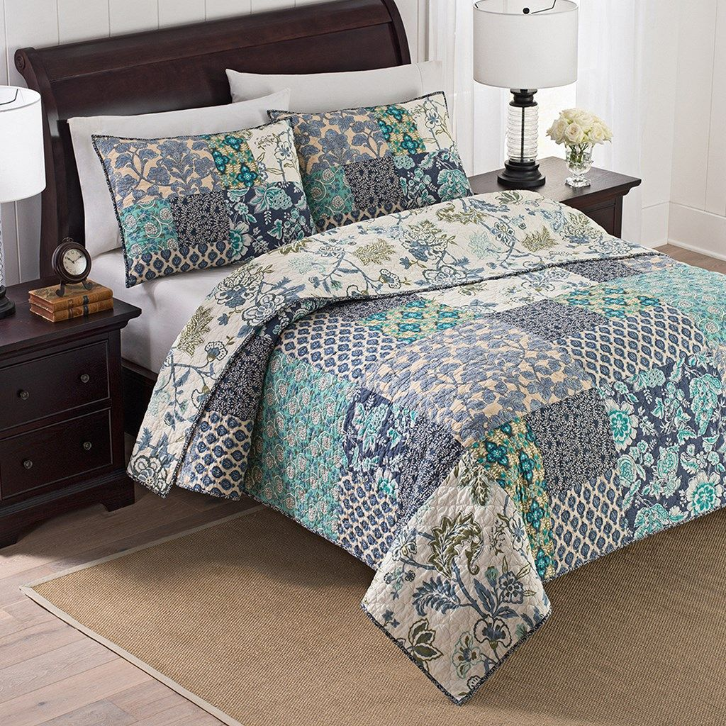 Harper Reversible Quilt King Bedding And Quilts King Quilt
