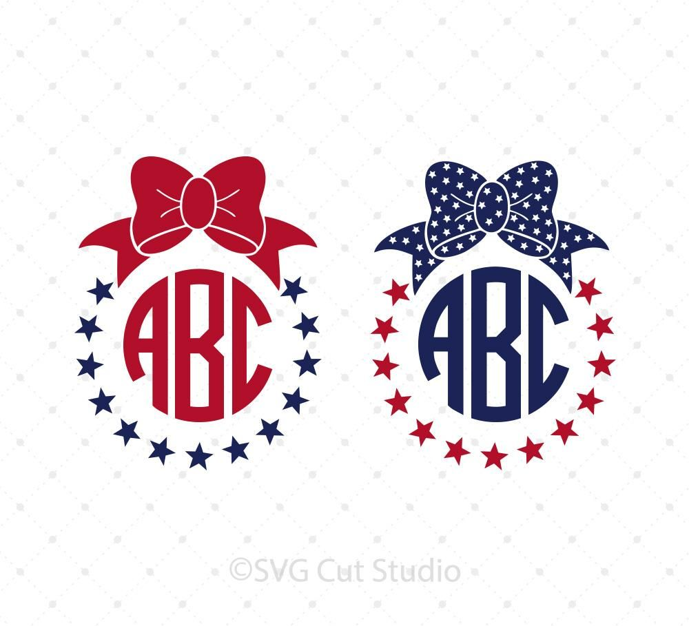 Pin on 4th of July SVG cut files for Cricut and Silhouette