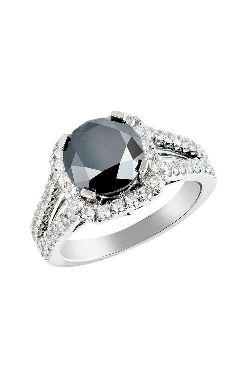 Ct diamond and k white gold engagement ring a girl can dream