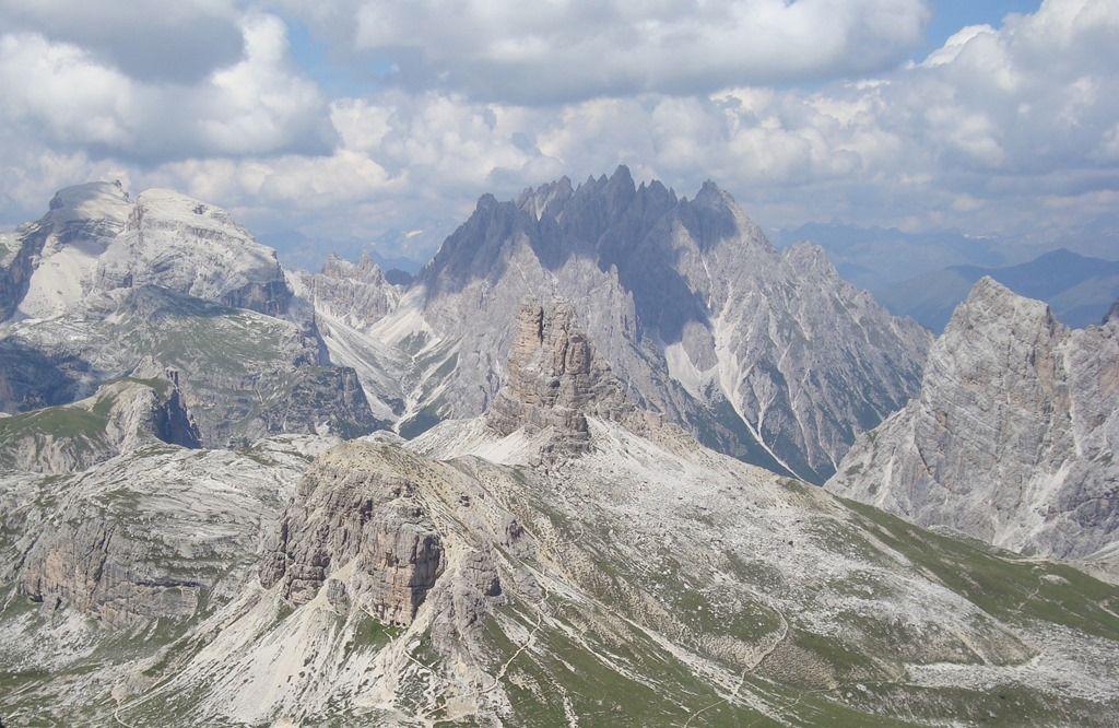 Klettersteig Paternkofel : Peter s bergseiten paternkofel innerkofler klettersteig