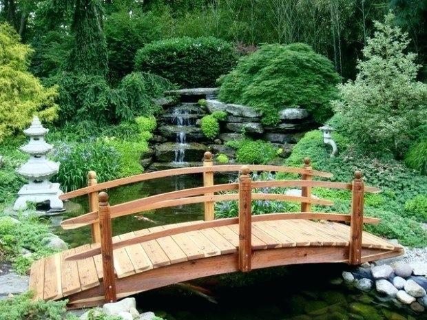 garden bridge plans london backyard bridge ideas small minimalist rh pinterest ca