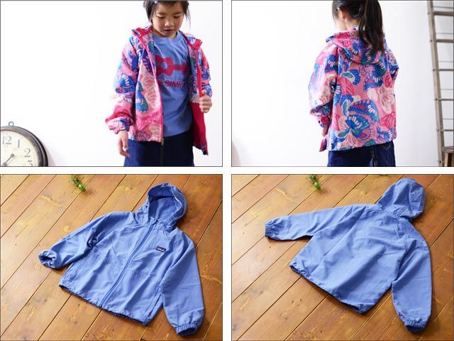 patagonia Kids Baggies Jacket