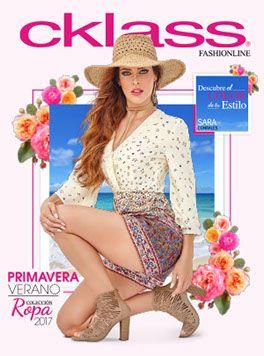 Coleccion Fashionline Primavera Verano 2017 Cklass Ropa Ropa Catalogos De Ropa