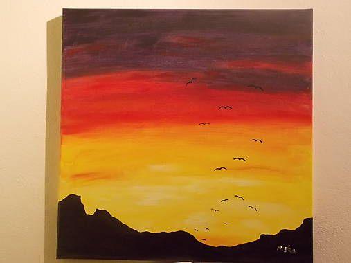 MichelleDesign / Západ slnka