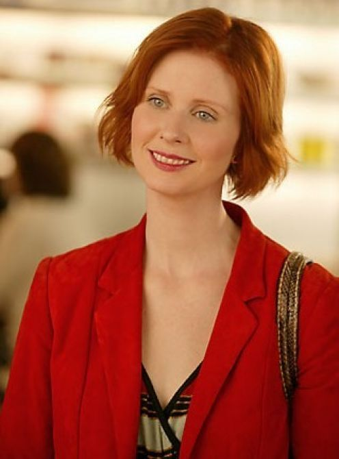sex and the city girls miranda hobbes city girl and city. Black Bedroom Furniture Sets. Home Design Ideas