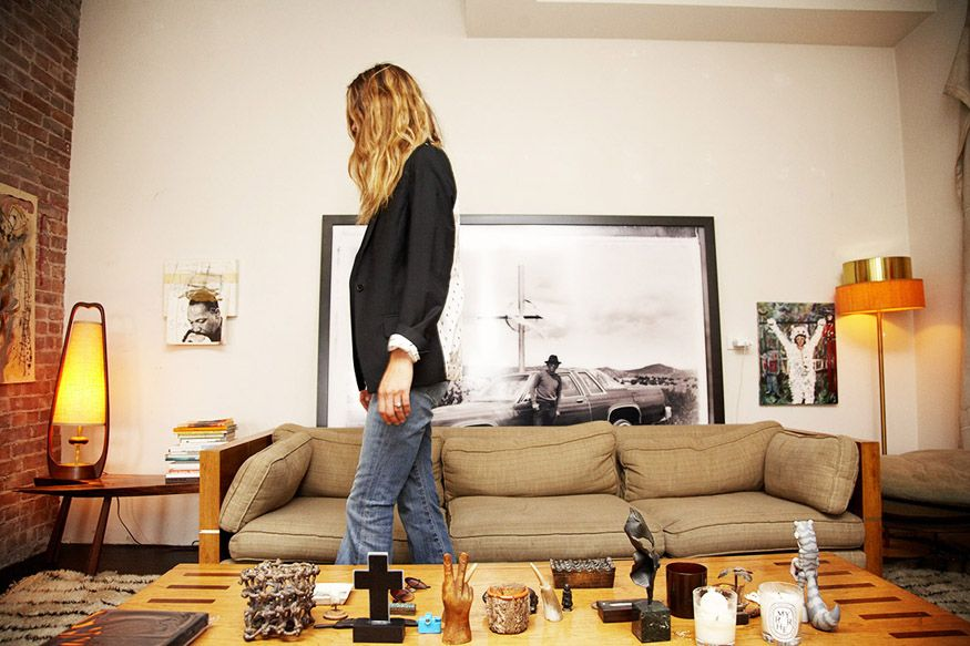 Texan Model Erin Wasson S New York City Apartment Erin Wasson Home Decor Home