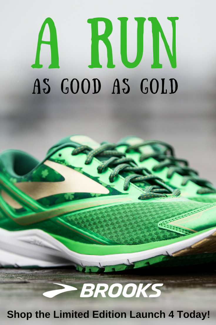 44b5781d15a80 Run Lucky in your St Patty s Day Dash in the St. Patty s Limited Edition  Launch 4 Running Shoe.