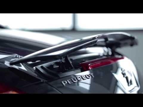 Homenagem da Peugeot ao Flamengo pela conquista do tricampeonato da Copa do Brasil.