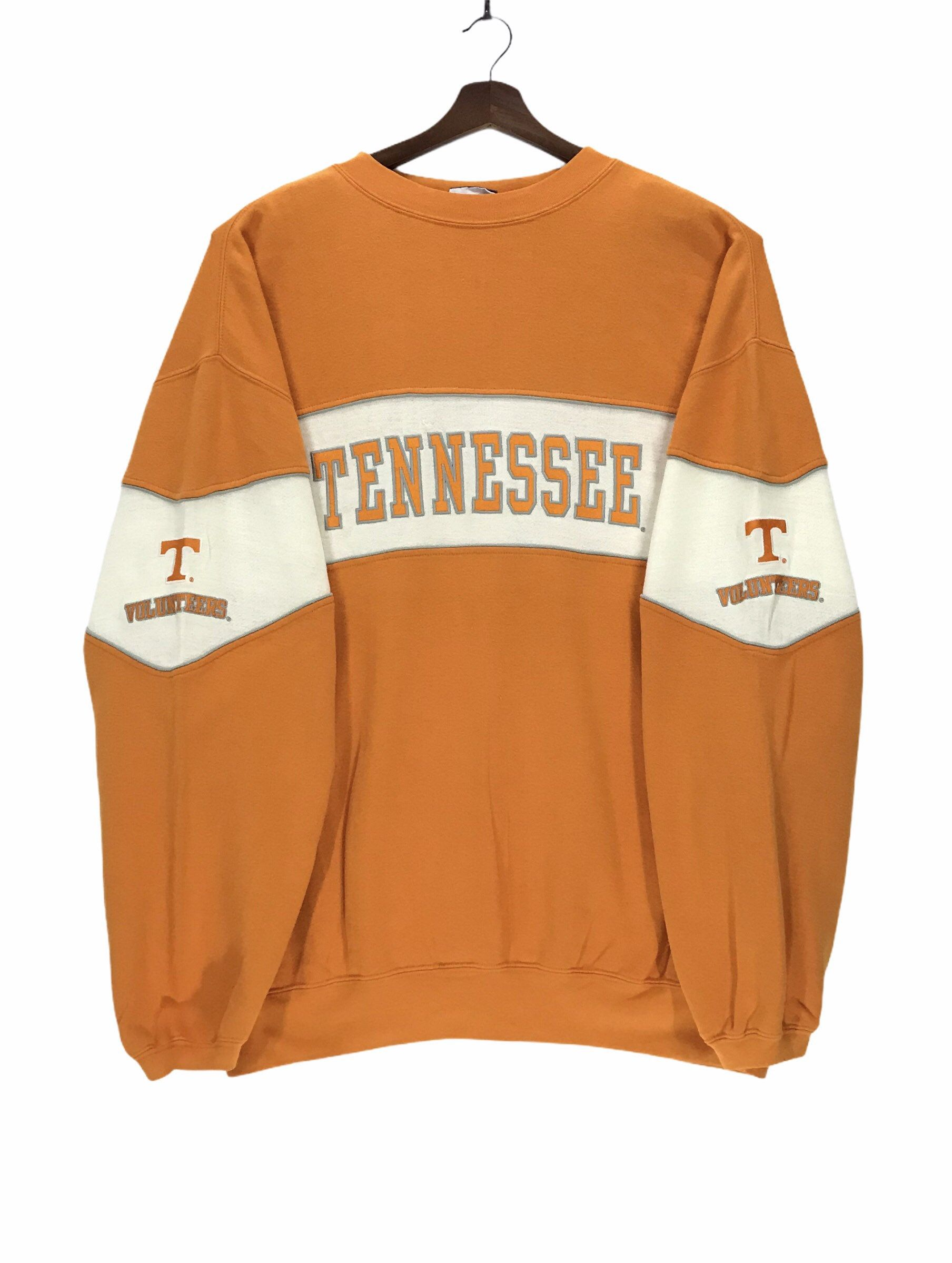 Vintage University Of Tennessee Tsu Sweatshirt Crewneck Etsy In 2021 Vintage College Sweatshirts Vintage Sweatshirt Sweatshirts [ 2398 x 1808 Pixel ]