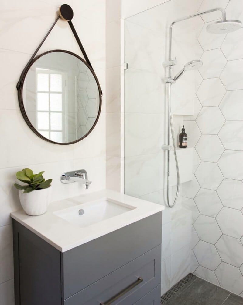 Using dark grout | Grout, Honeycomb shape and Honeycombs
