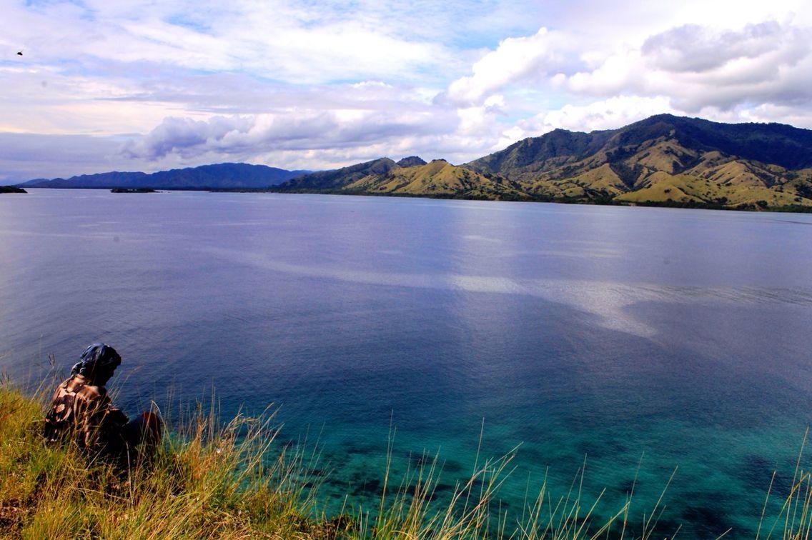 17 island marine park riung, flores indonesia