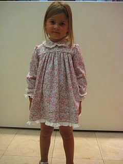 moda infantil pizpireta