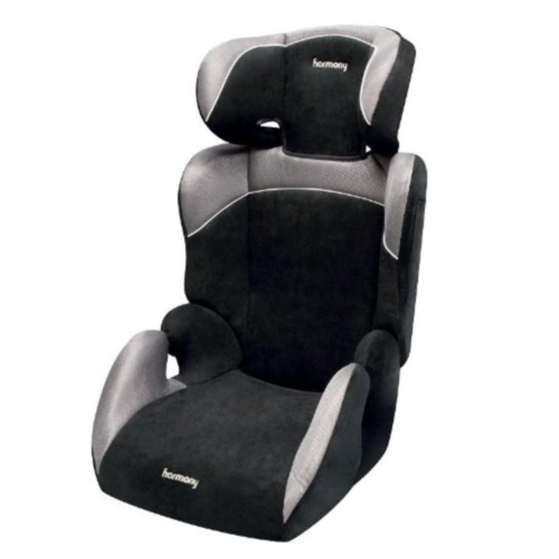 Harmony V6 Highback Booster Seat Black Tech Child Safety