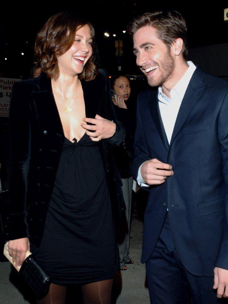 Pin for Later: Kennt ihr schon die Geschwister der Stars? Jake und Maggie Gyllenhaal Auch Jake und Maggie sind beide der Schauspielkunst gewogen.