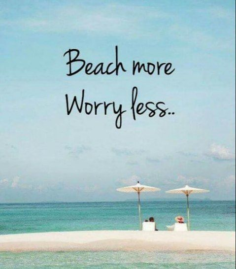 Happy Friday From Quam Properties Book Your Next Vacation Rental With Us And Come Join The Fun In The Sun Funint Beach Quotes I Love The Beach Ocean Quotes