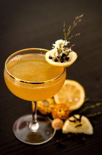 10 Elegant Autumn Cocktails