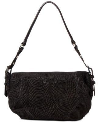 Aimee Kestenberg Rocco Medium Shoulder Bag - Black