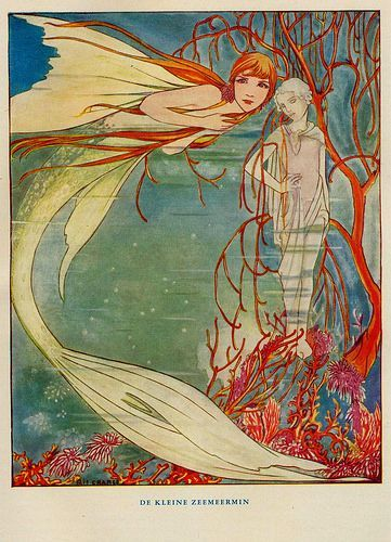 roxyswain:  mermaid
