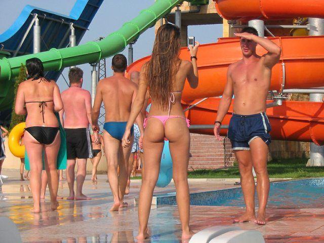 Bikini champonship best butt