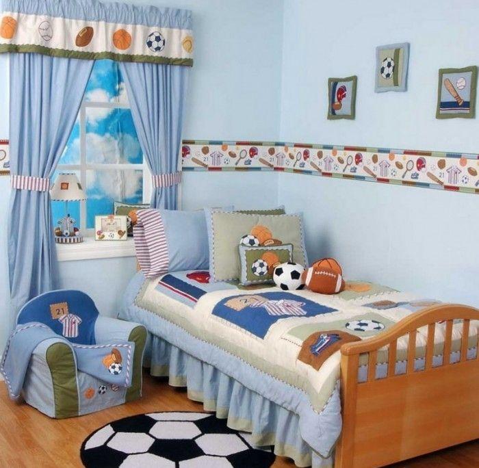 Habitacion futbol | Decoración de hogar | Pinterest | Small house ...