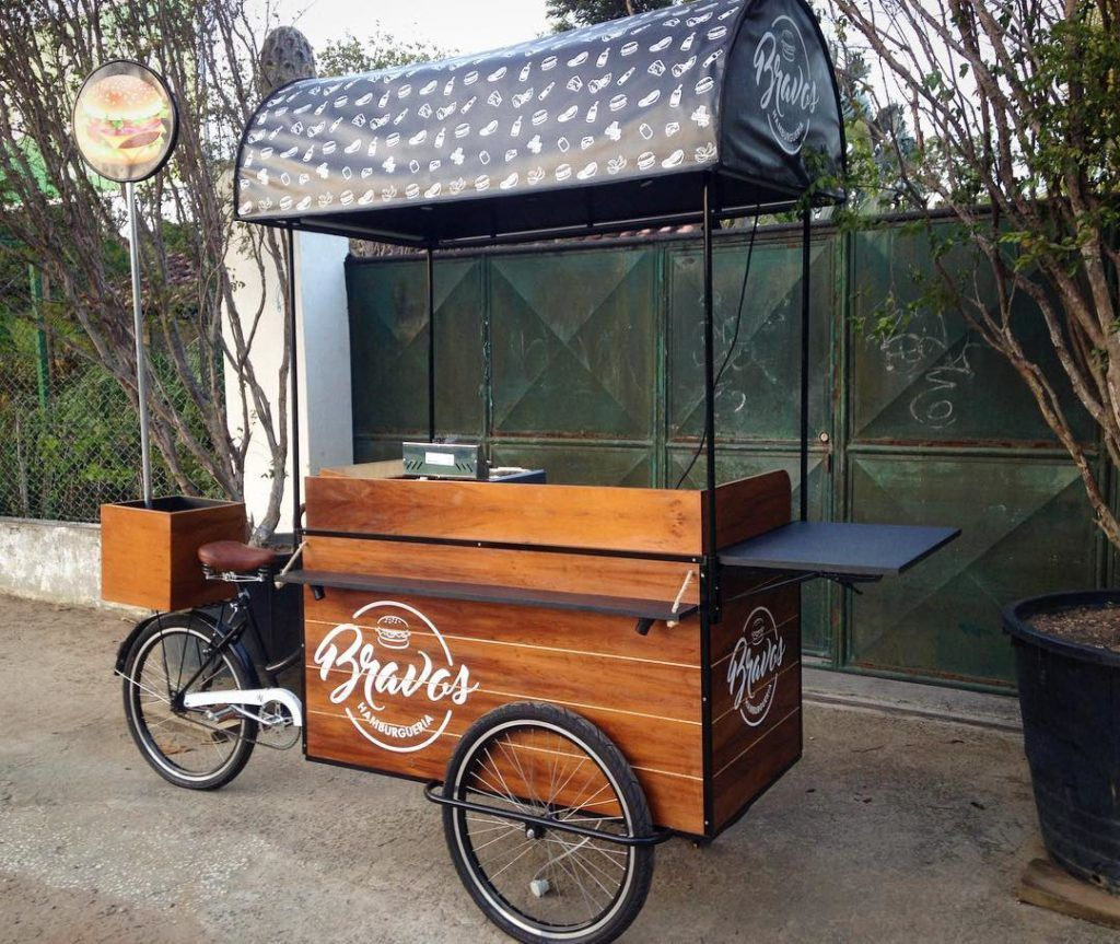 olebikes foodbike triciclo tricycle cargobike ...