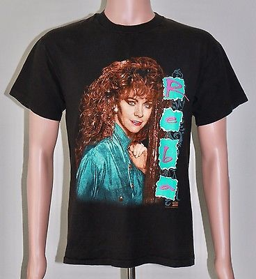 REBA McENTIRE COUNTRY ARTIST LIGHT IRON ON T-SHIRT TRANSFER NEW
