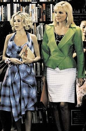 Pin On Favorite Satc Outfits