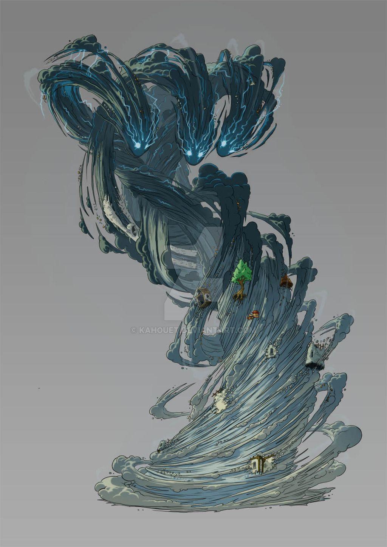 air elemental - Google Search