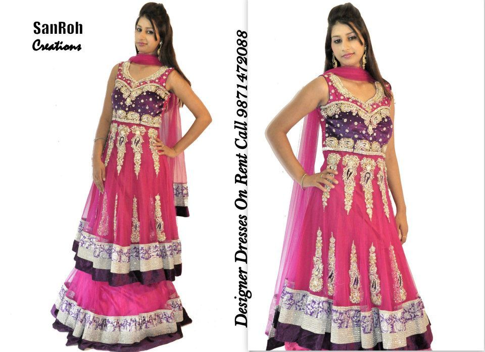 Lehenga On Rent In Delhi NCR Call 9871472088