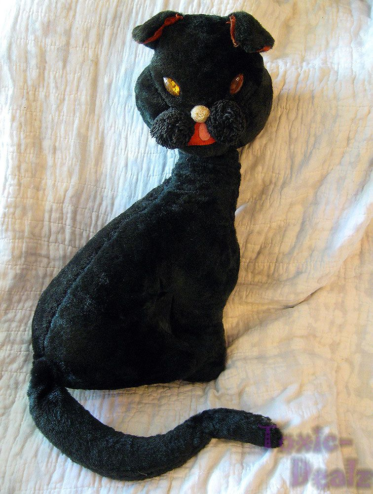 Boo Boo Kitty Meaning : kitty, meaning, Kitty, Black, Craft, Novelty, Laverne, Shirley, AMBER, Doll,, Crafts,