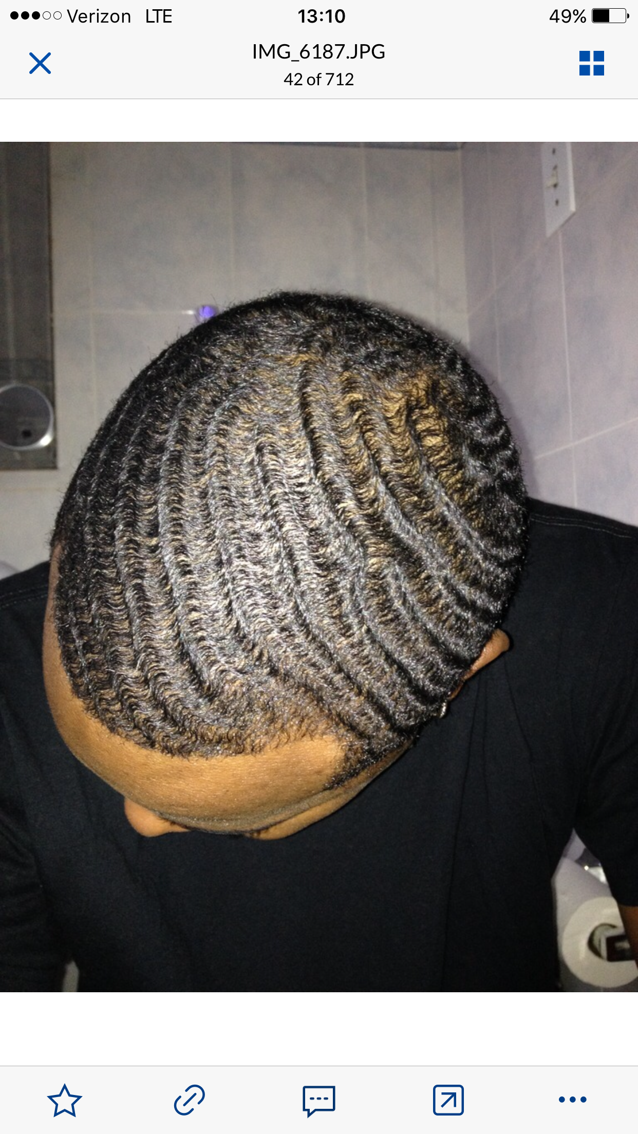 pin  waves  braids