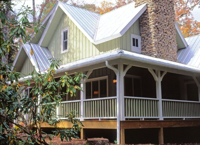 Rustic House Plans With Wrap Around Porches Rustic Home