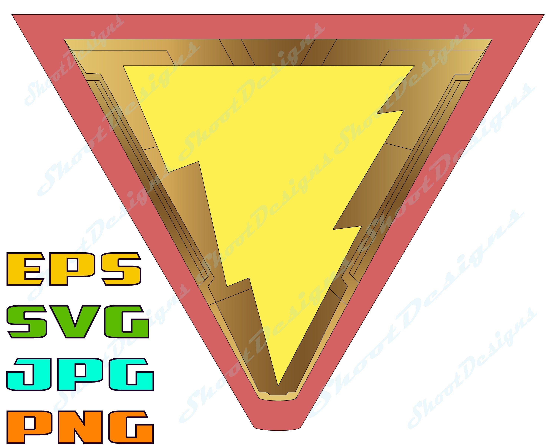 Shazam, Shazam dc, shazam logo, shazam svg, shazam clipart