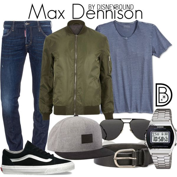 Outfit Max Dennison Costume
