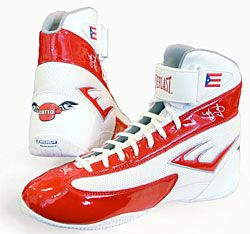 db6af8a820 Miguel Cotto Boxing Shoes